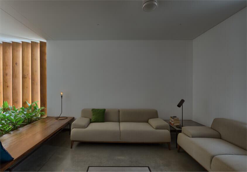 Living Area interior Design