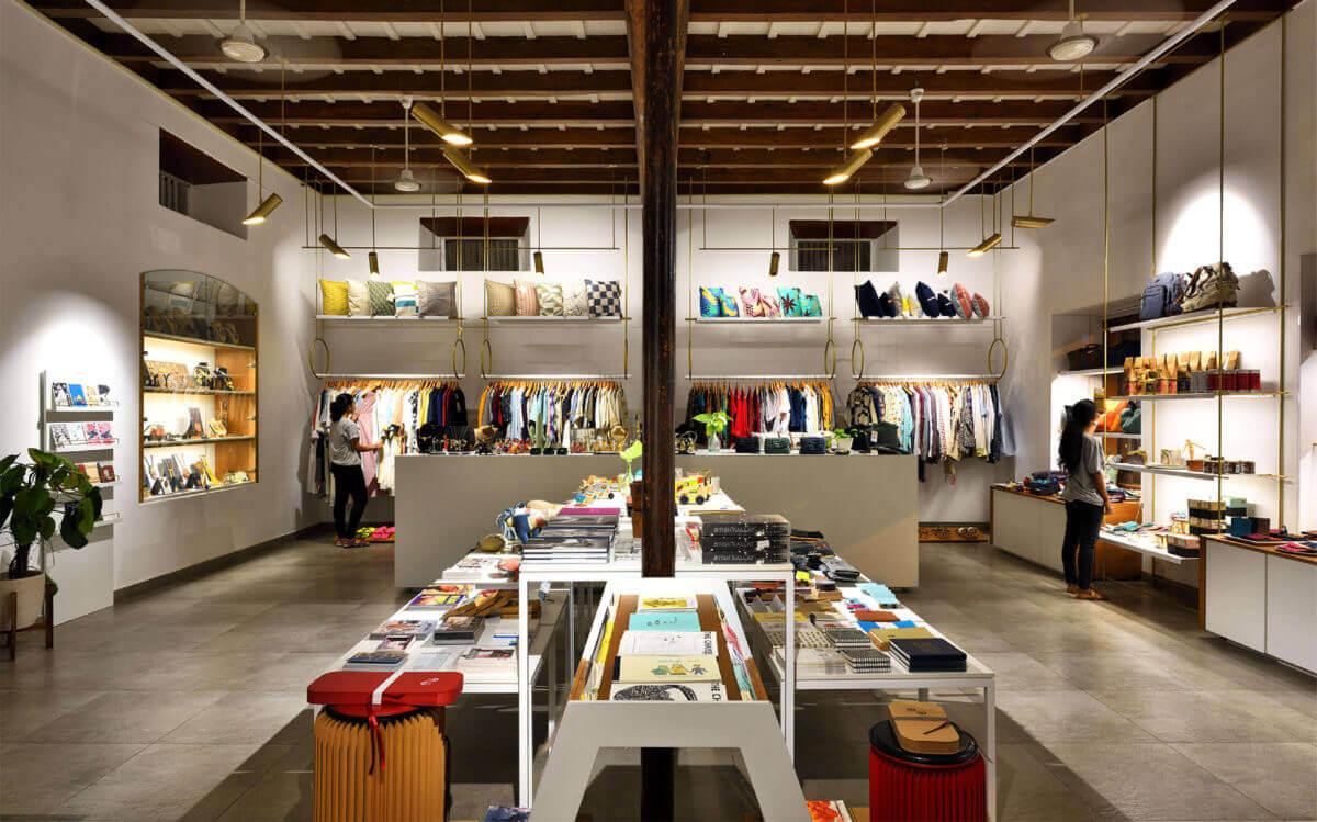 Biennale interior design