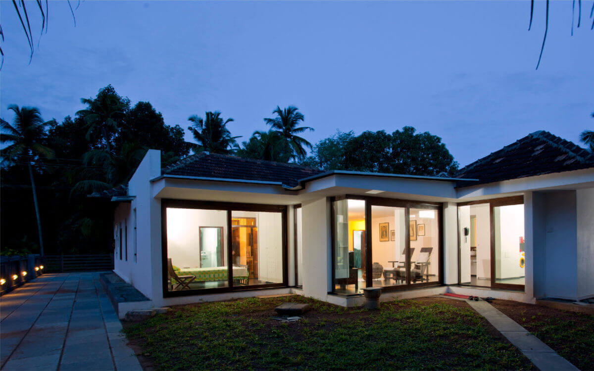 famous architects in kerala