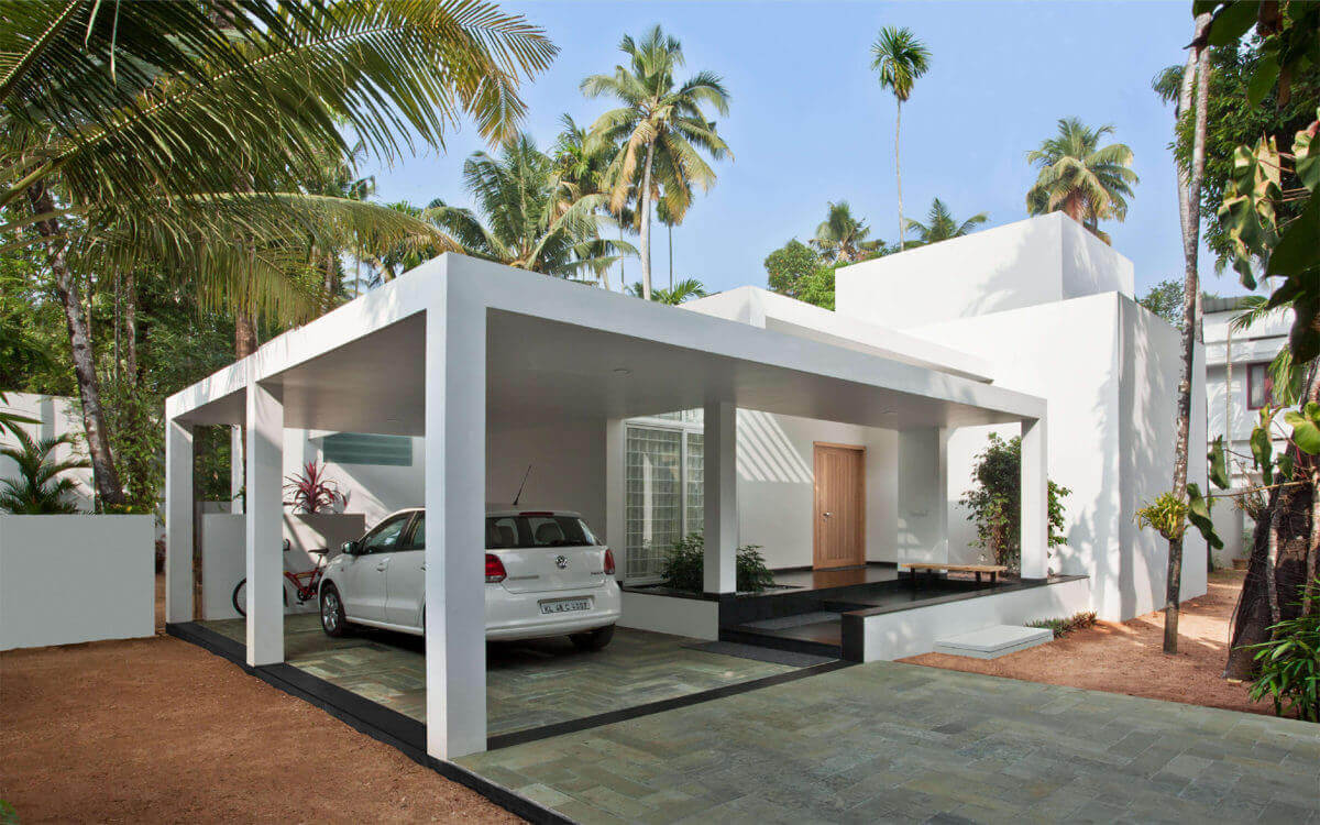 car porch design