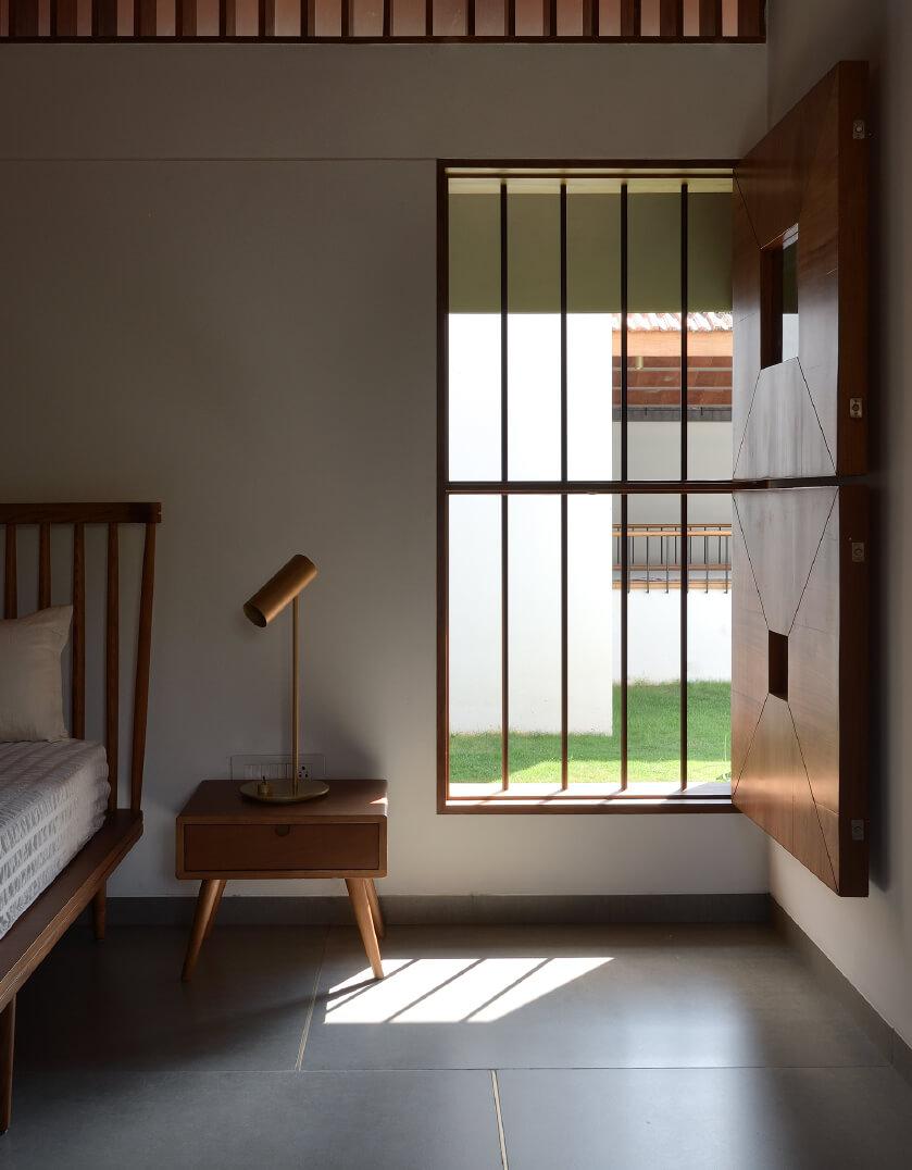 room window arrangement