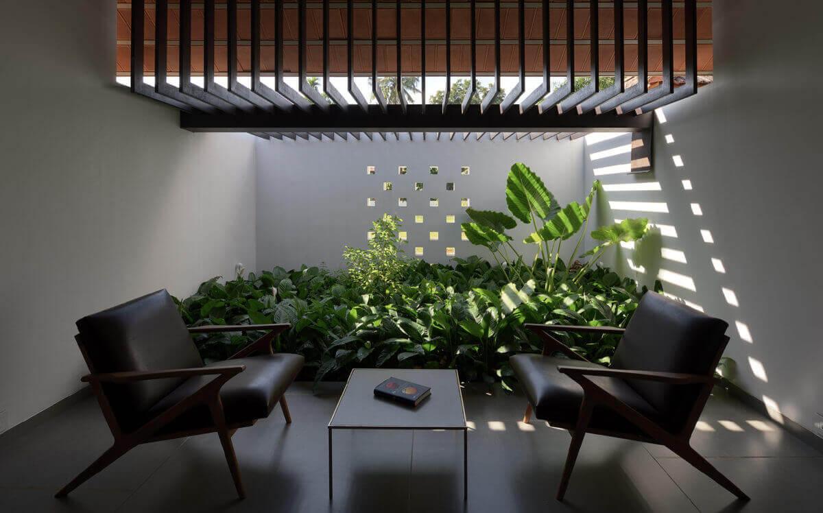 indoor planting space