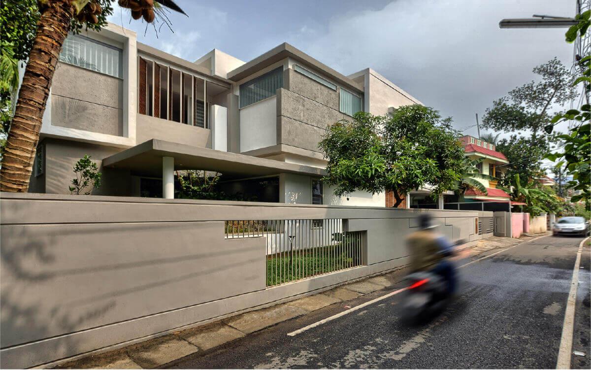 architecture firms in Trivandrum