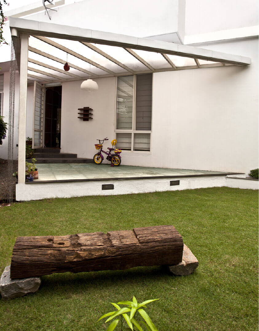 home lawn design