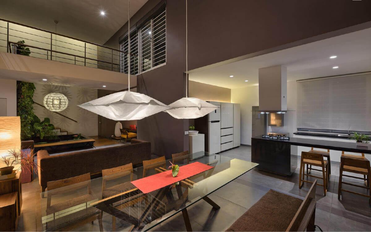 lighting design for house